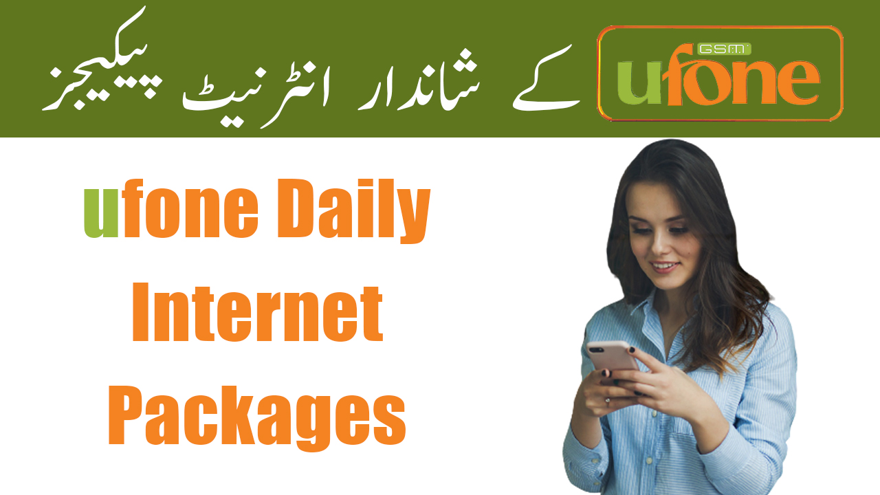 Ufone-Daily-Internet-Packages