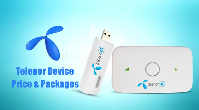 Telenor-4G-Device-Packages-Price