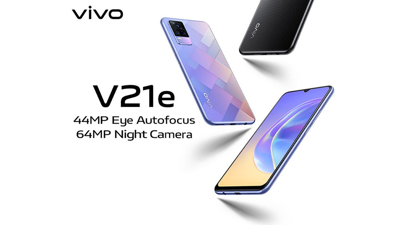 Vivo-V21e